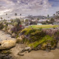 115 Image HDR Panorama Montage beach Laguna