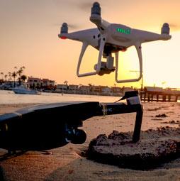 DJI Mavic Pro vs DJI Phantom 4 Drone