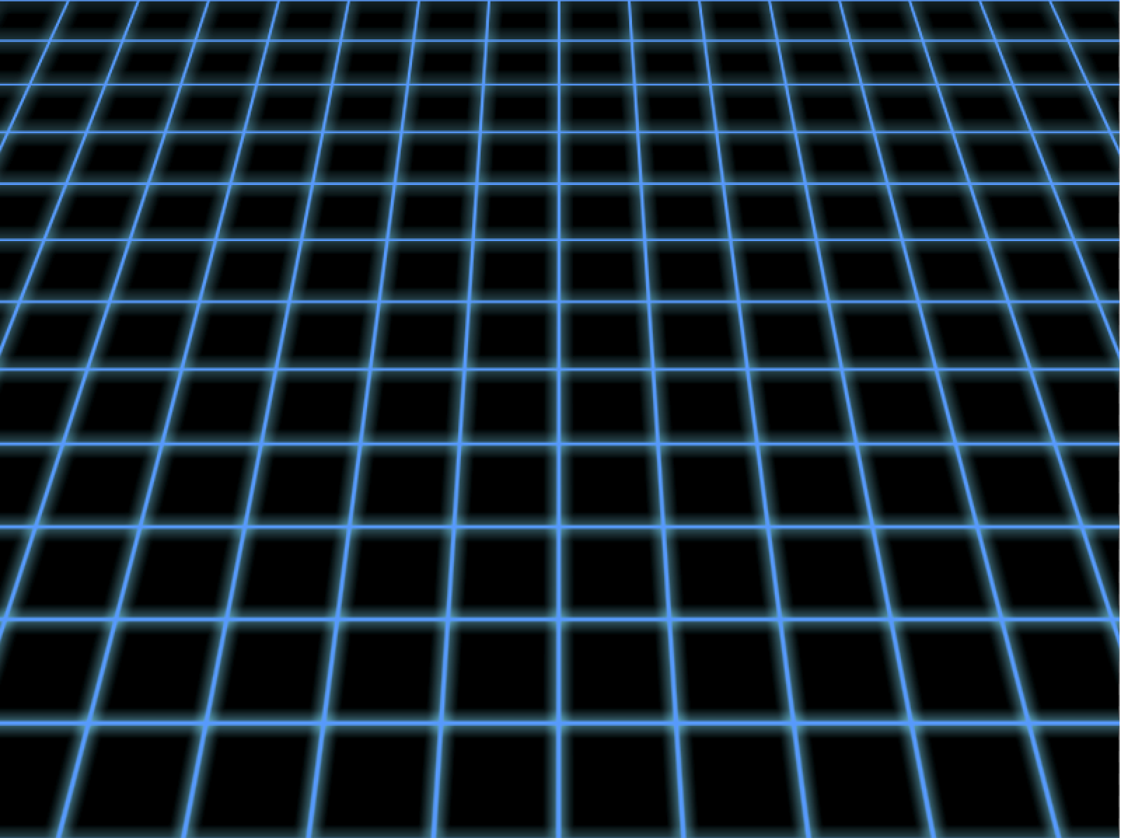 Tron Perspective Grid glowing lines Photoshop Tutorial - PhotoshopCAFE