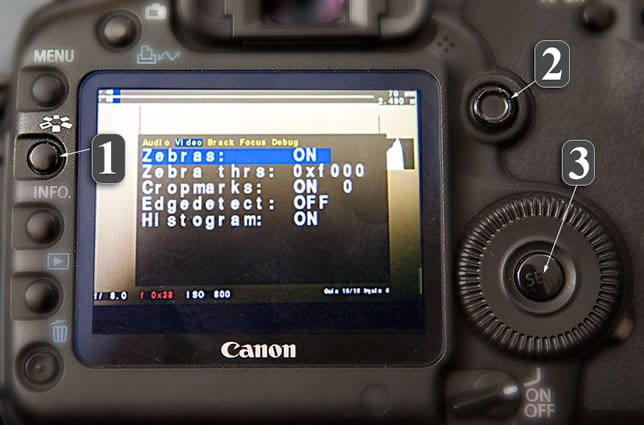 Override the video limitations on the Canon 5D mk2 for better video