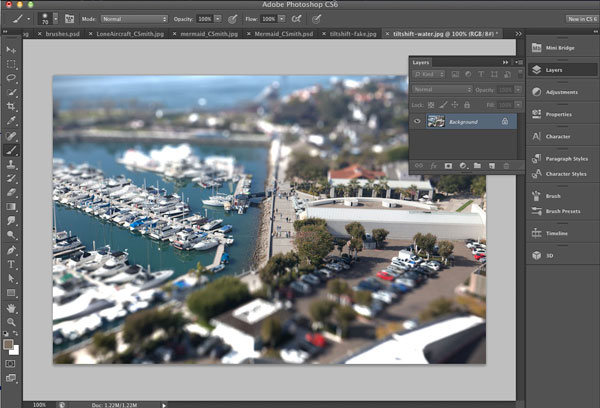 What is in Photoshop CS6 review and features  - PhotoshopCAFE