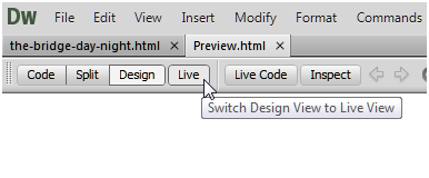 Whats new in Dreamweaver CS6