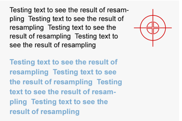 3 ways to make rasterized text easier to read on the web - PhotoshopCAFE