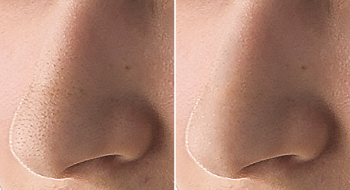 Frequency Separation retouching tutorial in Photoshop