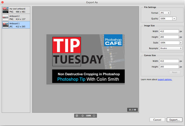 2015 Release of Photoshop CC 2015 new features tutorial
