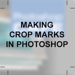 Adding Printer's Crop Marks And Bleed Using Photoshop ...