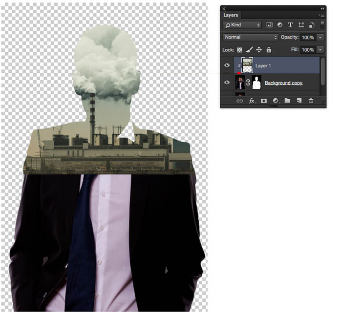 double exposure photoshop tutorial pdf
