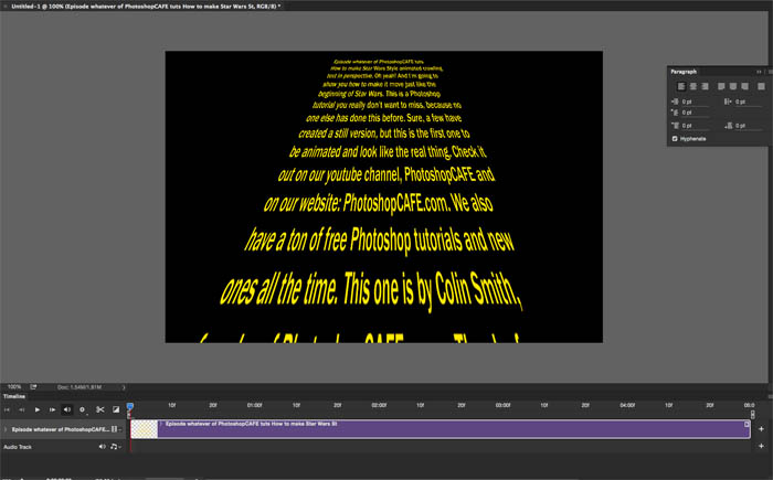 star wars intro text photoshop tutorial-09
