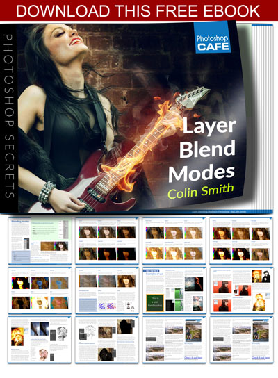 Secrets ebook compositing download photoshop