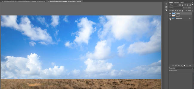 sky replacement in photoshop tutorial06