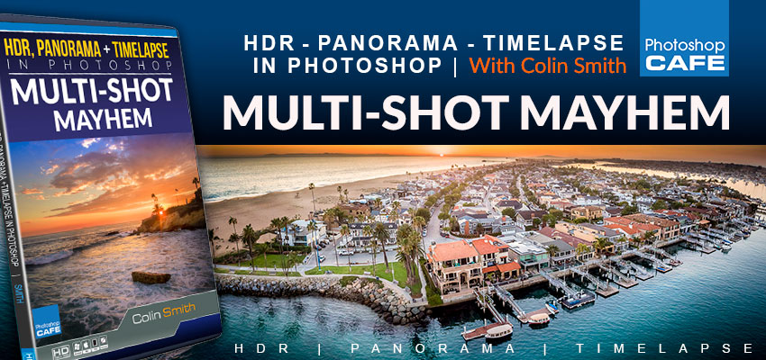 How to make an HDR Panorama photograph