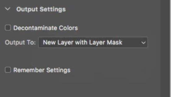 new layer with layer mask