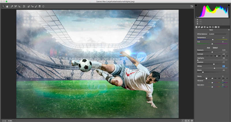 How to do a photo composite in Photoshop, full walk through