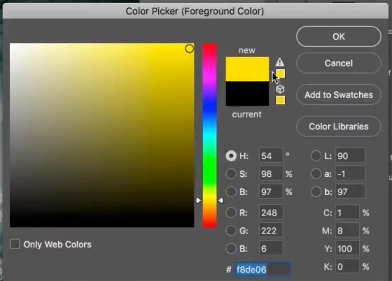 gradient color options
