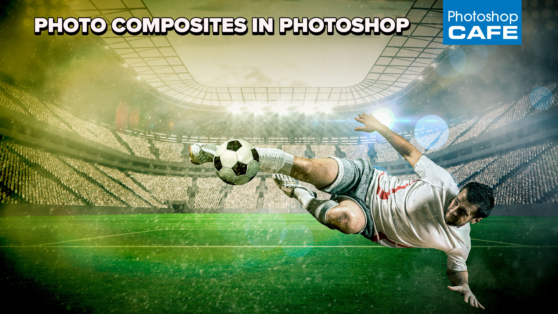 How to do a photo composite in Photoshop, full walk ...