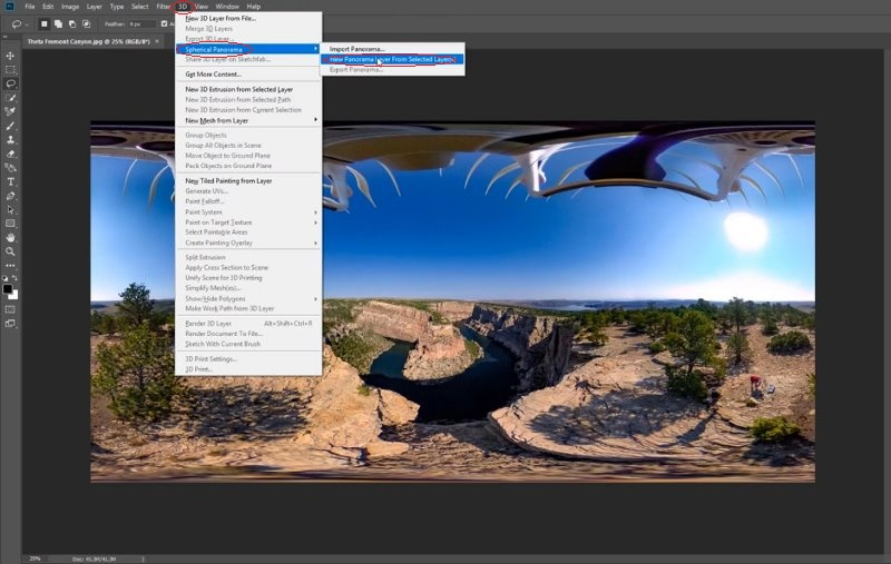 Top 5 new features in Photoshop CC 2018 - PhotoshopCAFE
