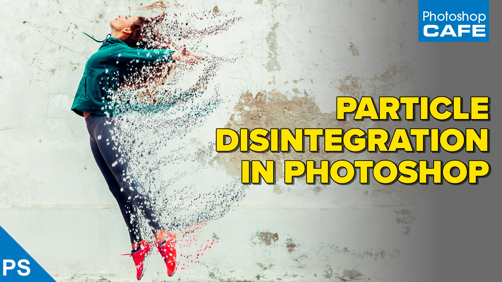 Particle Disintegration Effect In Photoshop Tutorial Avengers