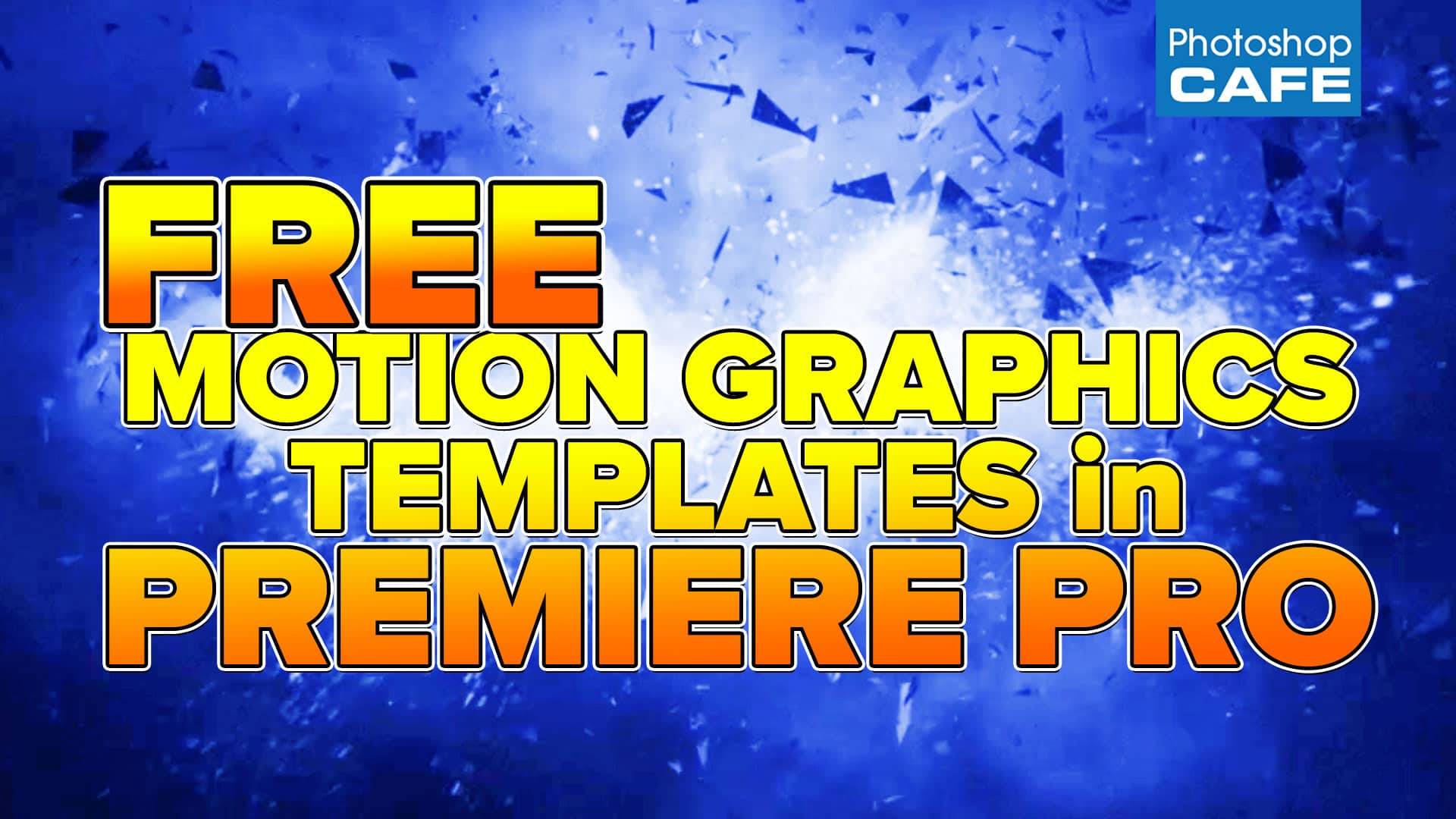 how to use editable motion graphics templates in premiere pro photoshopcafe. Black Bedroom Furniture Sets. Home Design Ideas