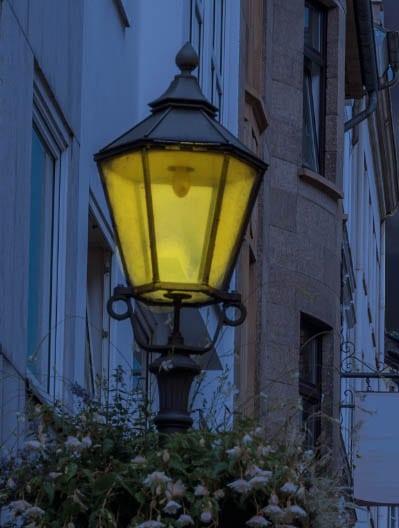 sơn đèn