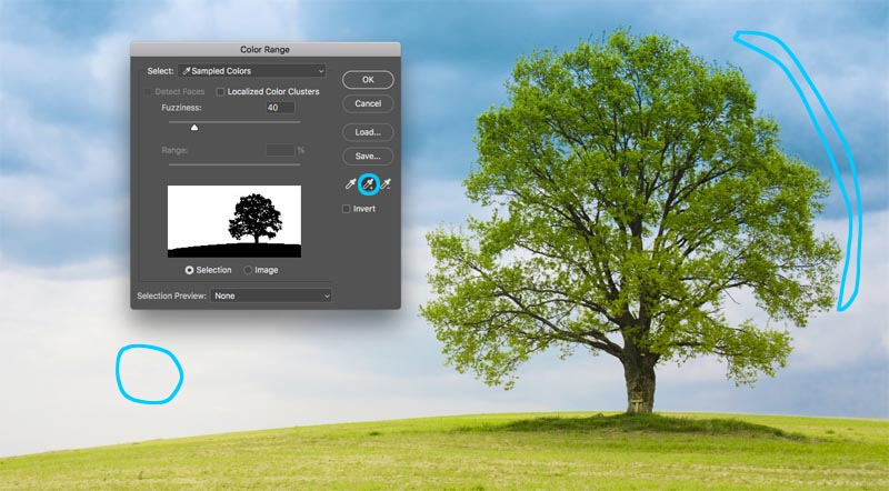 how to cut out a background in photoshop cs6