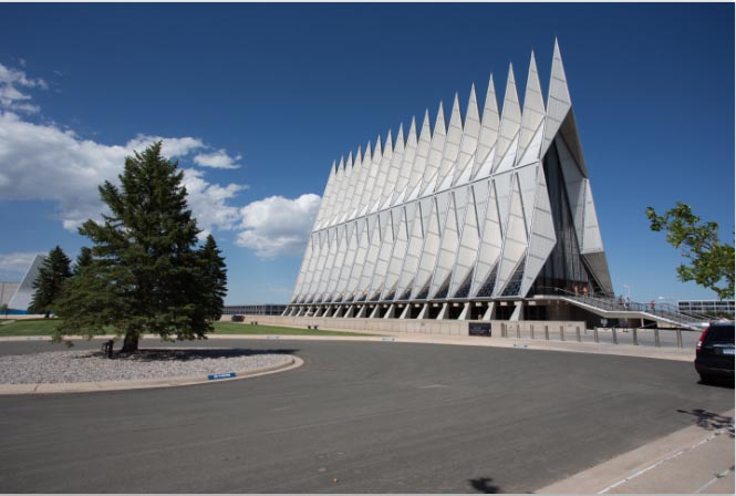 new background Airforce Academy