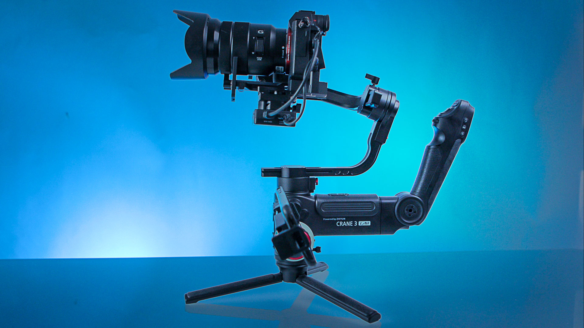 ZHIYUN Crane 3 LAB camera Stabilizer  The comprehensive