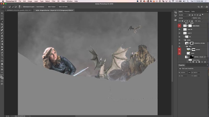 Facebook 3D and Photoshop guide  How to turn a layered Photoshop