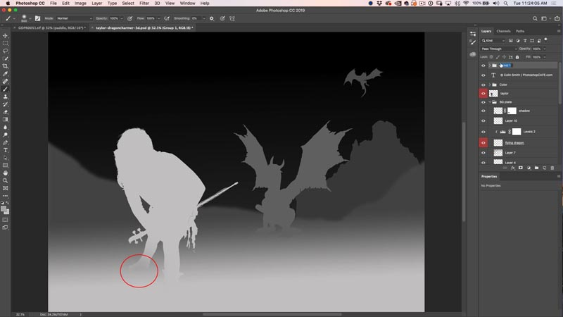 Facebook 3D and Photoshop guide  How to turn a layered