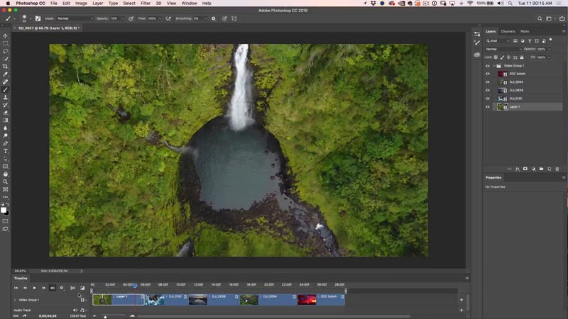 How To Edit Video in Photoshop: Free mini Course - PhotoshopCAFE