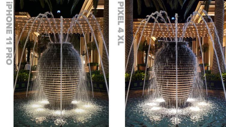 Pixel 4 vs iPhone 11 Pro , Best camera? Side x side