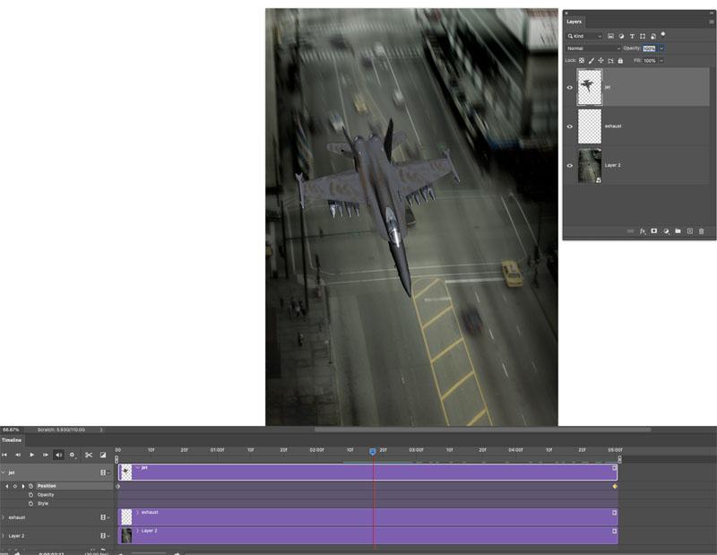 Animation photoshop 10