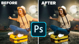 how to match color in Photoshop