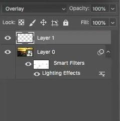 light landscape photoshop24