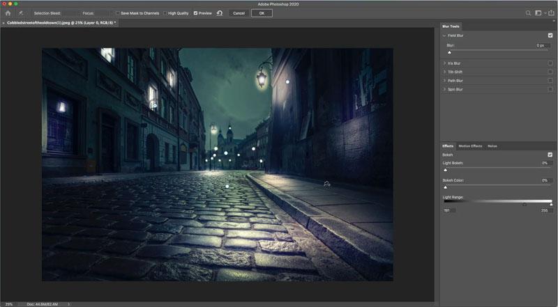 Day to night photoshop 16