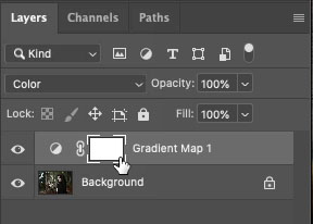 add photoshop layer mask