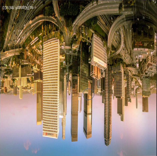 los angeles tiny city effect