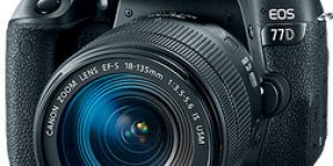 Canon 77D Review, Entry level DSLR with great video features